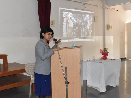 Seminar on Space & Astronomy