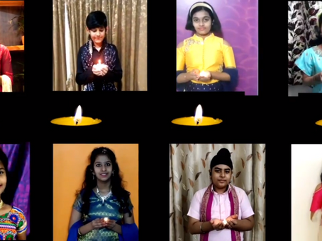 DIWALI – SPECIAL ASSEMBLY
