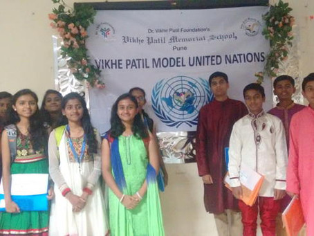 VPMUN Conference Chapter II