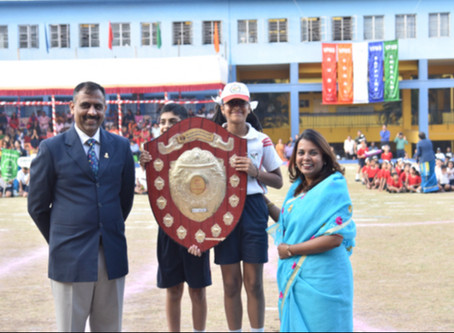 ANNUAL SPORTS DAY-PRIMARY SECTION