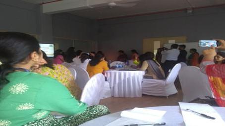 "CBSE Master Trainers Workshop on ""Gender Sensitivity"""