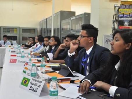 Vikhe Patil Model United Nations 2018-19
