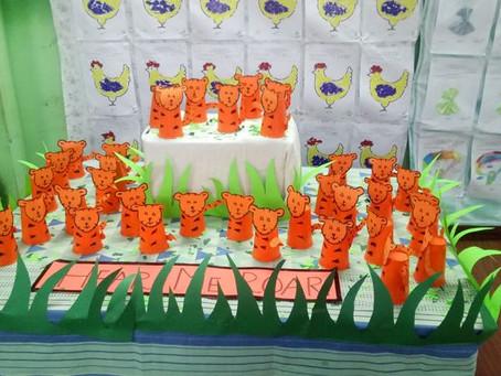 Annual Exhibition (Pre-primary)