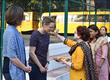 Indo-Swedish Exchange Program