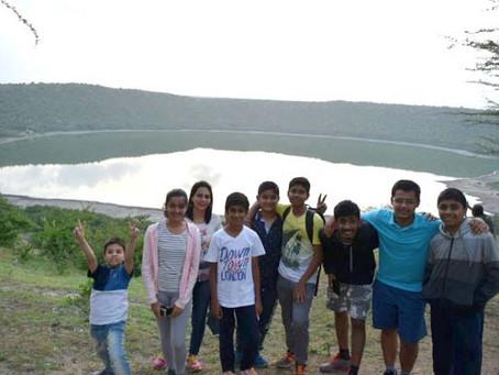Trip to Lonar Crater