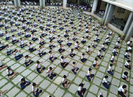 The International Yoga Day