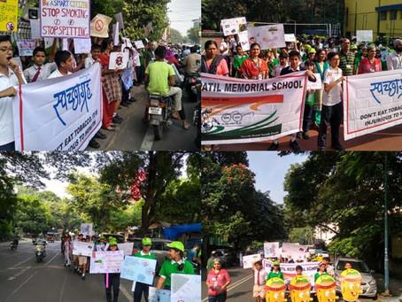 Swacchagraha Rally