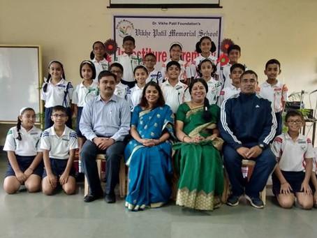 Investiture Ceremony Primary School 2018-19