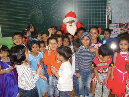 Pre-Primary Christmas Party