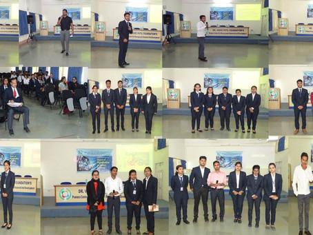 Industrial Visit Presentation Session