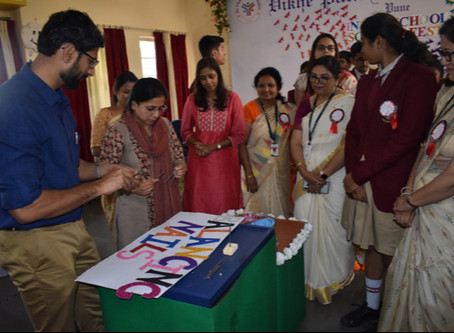 INTRA SCHOOL SCIENCE EXHIBITION