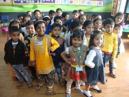 Children's Day Celebrations (Pre-primary)