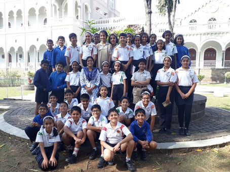 Field Trip- Aga Khan Palace, Pune
