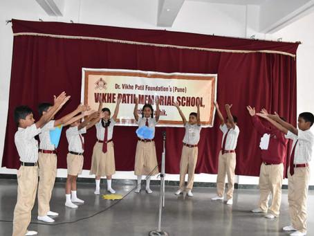 Marathi Recitation Competition