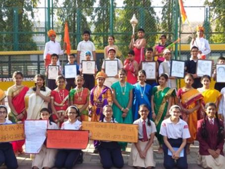 Celebrating Marathi Diwas
