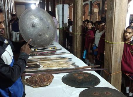 Field Visit to Heritage Site Sarkar Wada