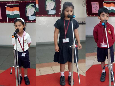 Pre-Primary Singing Competition