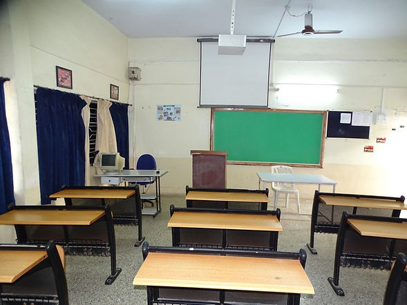 Class Room with ICT