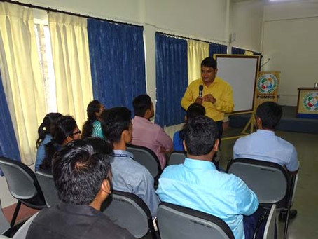 Guest Lecture on MBA career and aspiration