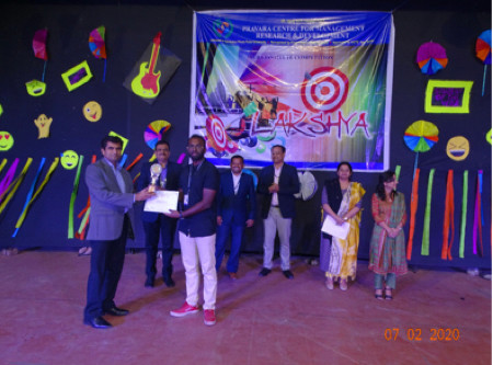 STUDENT OF THE YEAR 2019 – 20