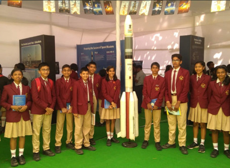 INTER SCHOOL ISRO SPACE QUIZ COMPETITION