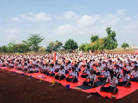 International Yoga Day and World Music Day