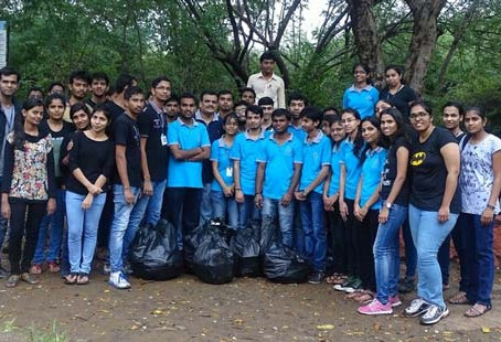 Hill Cleaning Activity – PCMRD Community Development Cell