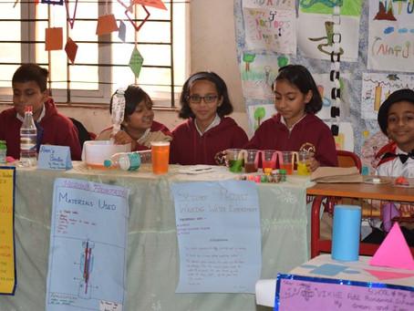 Annual School Exhibition Std I – IX