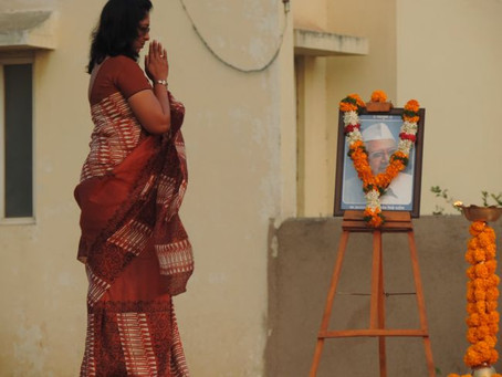 Special Assembly – Tribute to Late Dr. Balasaheb Vikhe Patil