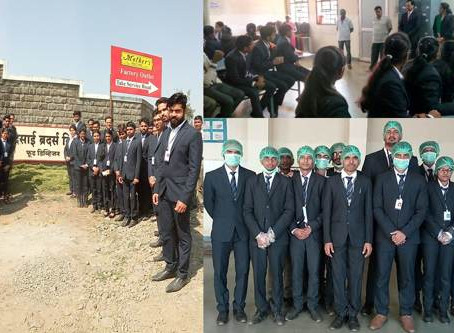 Industrial Visit to Desai Brothers Limited