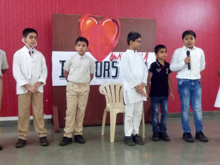 Doctor's Day Assembly