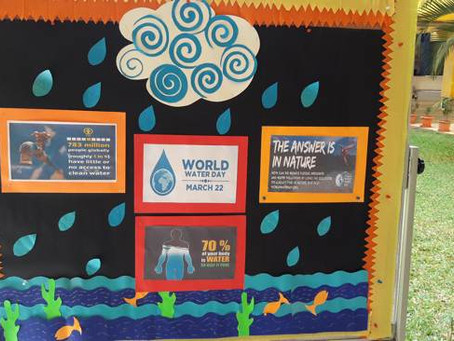 World Water Day 2018 – Special Assembly