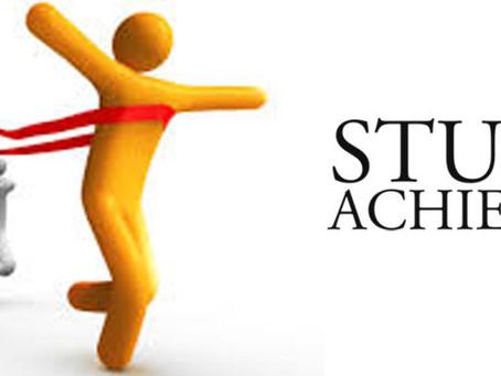 VPMS students' achievements