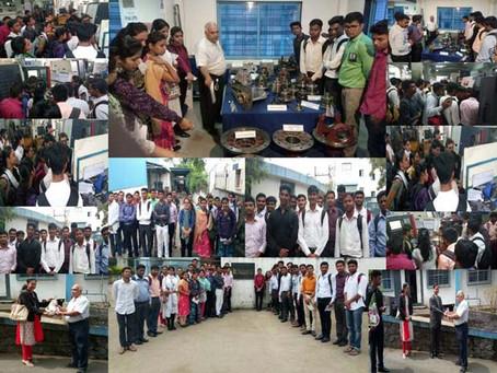 Industrial Visit to Kranti Industries Ltd, Pune