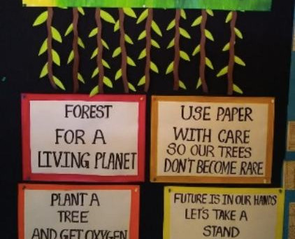 Special Assembly – To Mark UN International Day of Forests and World Poetry Day