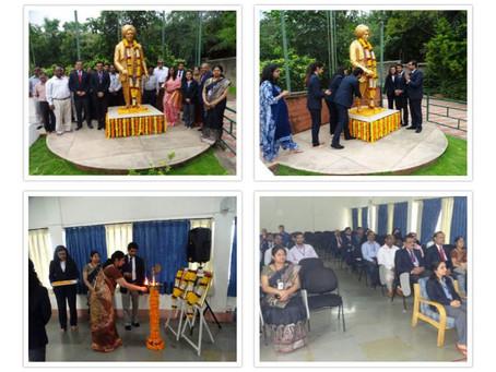 Birth Anniversary celebration of Padmashree Dr. Vitthalrao Vikhe Patil (2019)