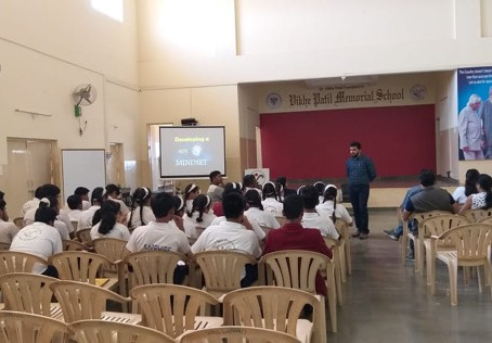 Session for Std X students