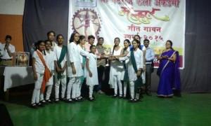 Interschool Malhar Geet Gayan Spardha
