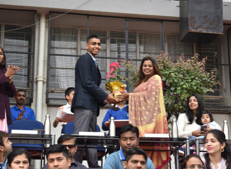 Junior School Annual Sports Meet – 2019-20