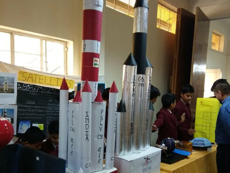 Science Exhibition and Activities 2018-19
