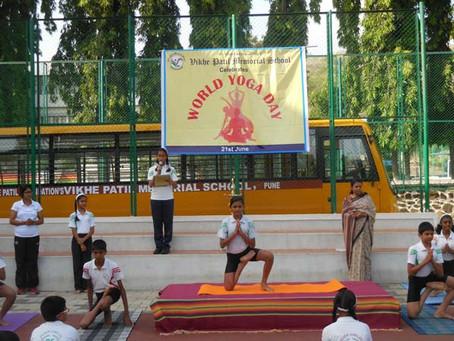 International Yoga Day Celebrations 2017