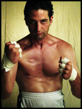 a bare knuckle boxer