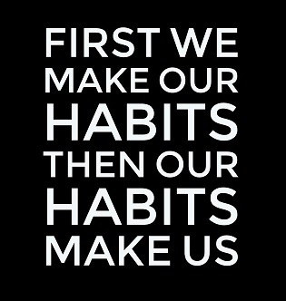 20 Positive Daily Habits