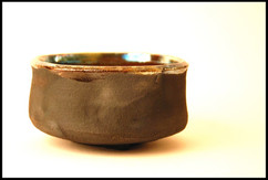 raku teacup