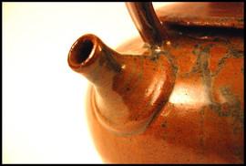 teapot spout