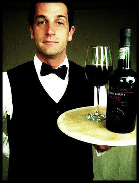 a Sommelier