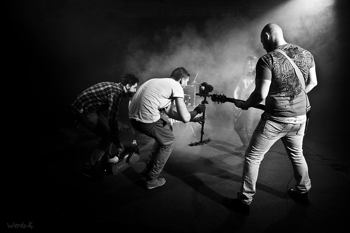 Videoklio _Backstage