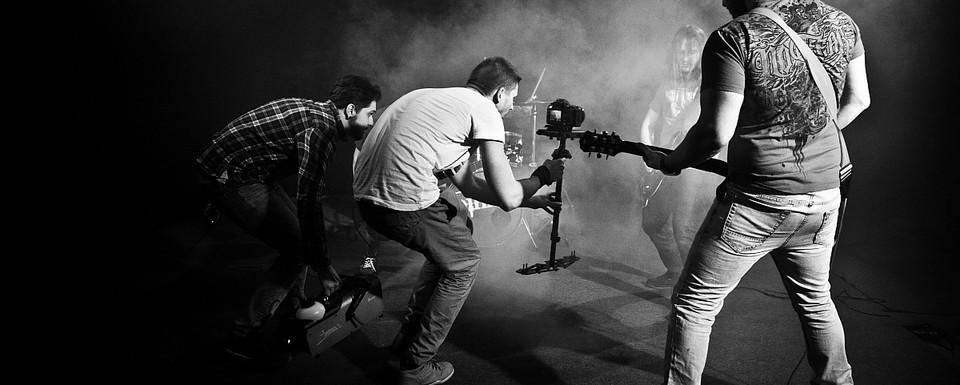 Videoklip _Backstage fotografia