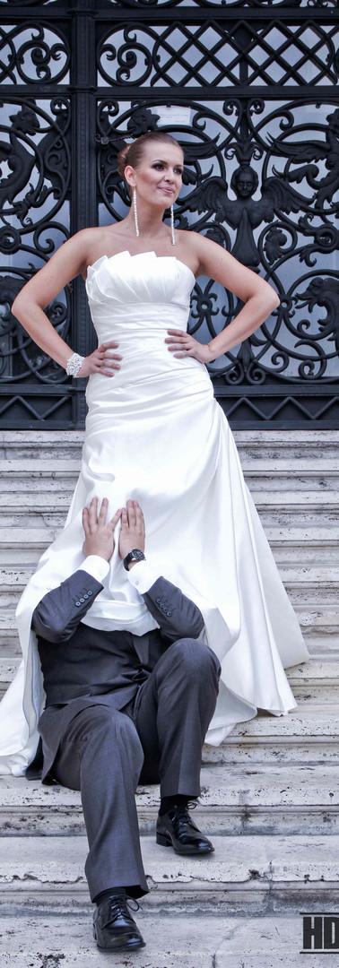 Fotografické služby - Svadby