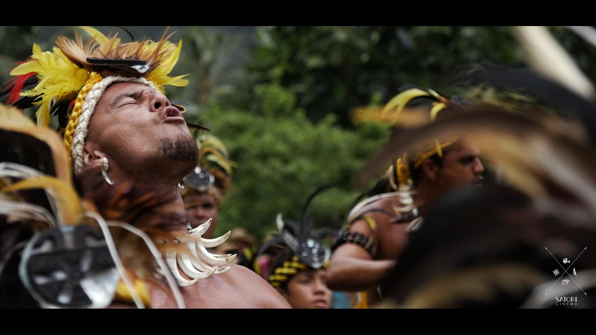 Dancer Nuku Hiva